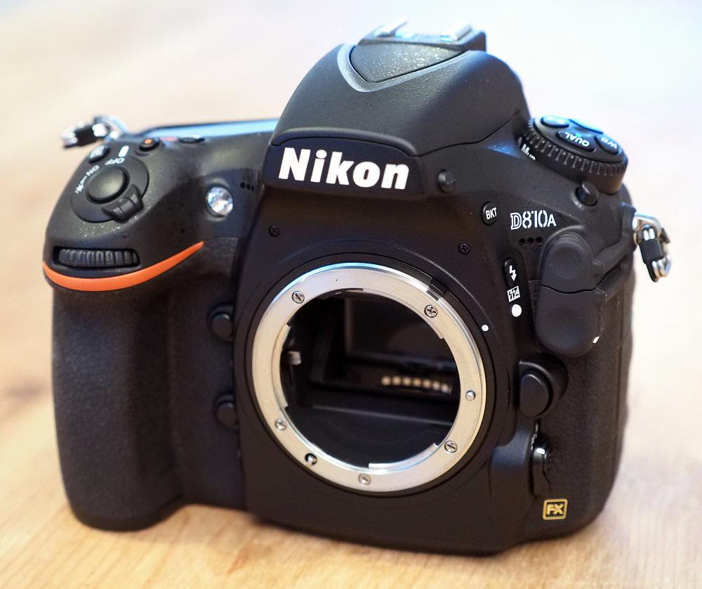 Nikon D810A DSLR (5)