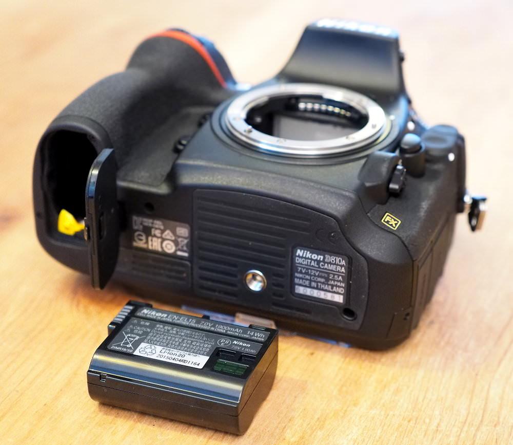 Nikon D810A DSLR (6)