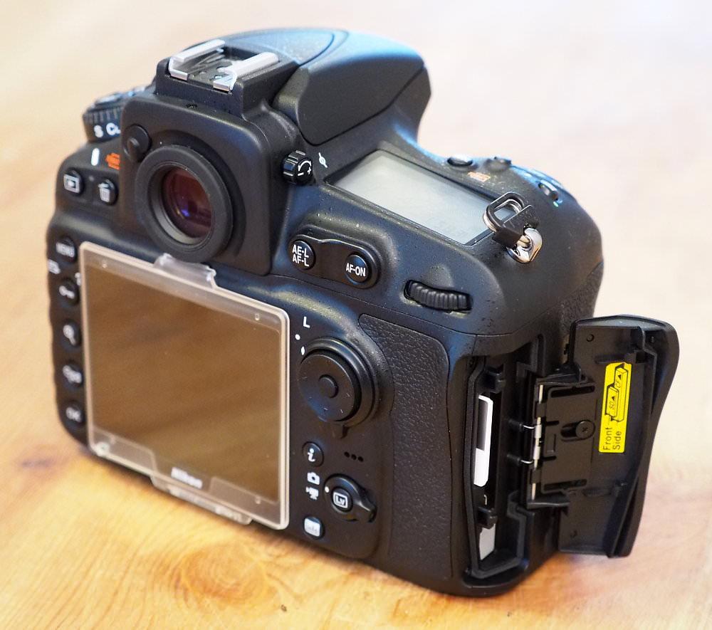 Nikon D810A DSLR (7)