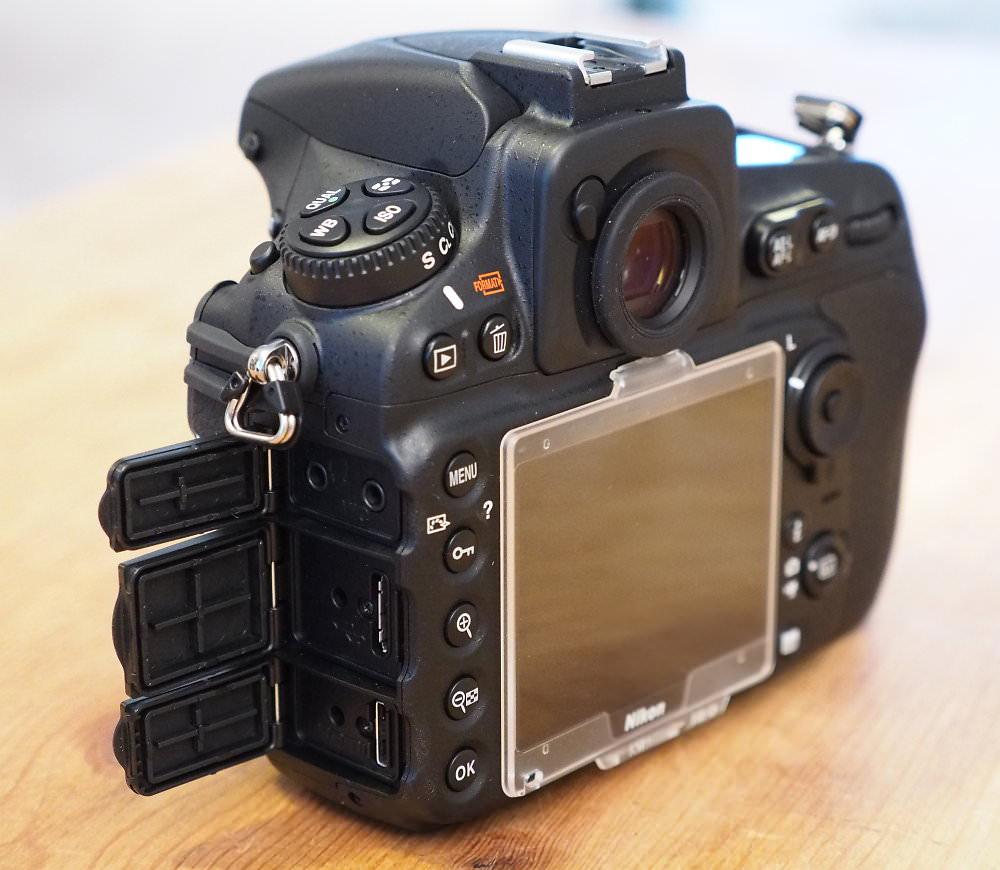 Nikon D810A DSLR (9)