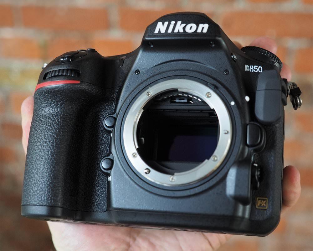 Nikon D850 45 7mp Sensor