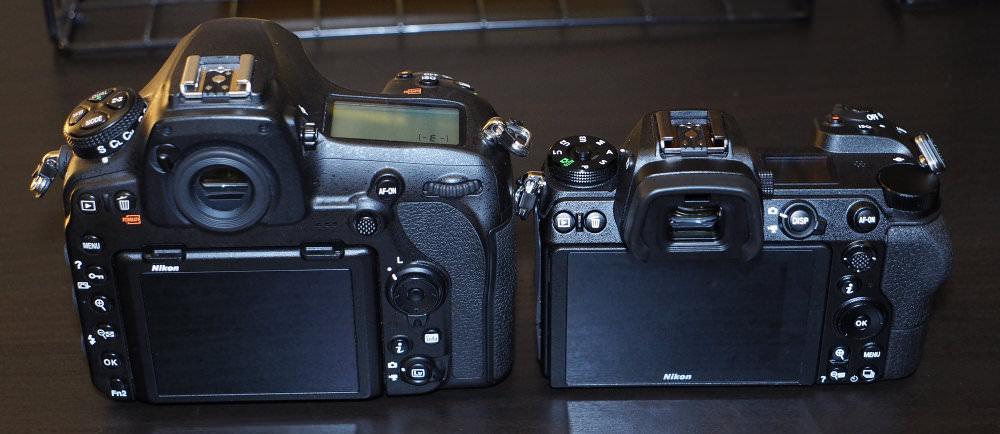 Nikon D850 Vs Nikon Z6Z7 (10)