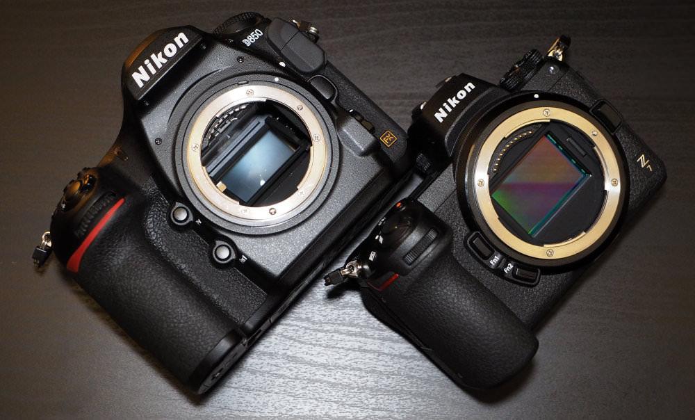 Nikon D850 Vs Nikon Z6Z7 (1)