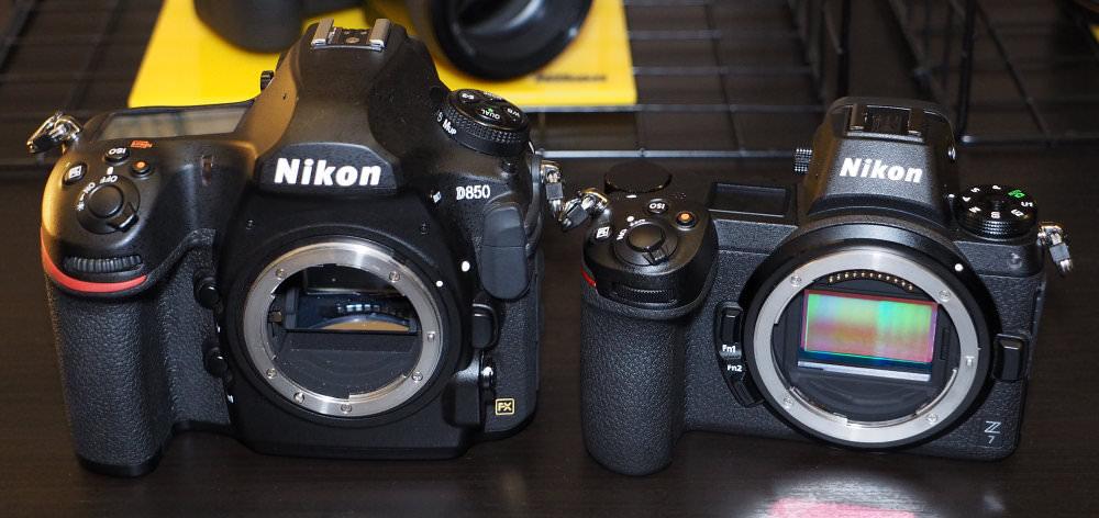Nikon D850 Vs Nikon Z6Z7 (4)