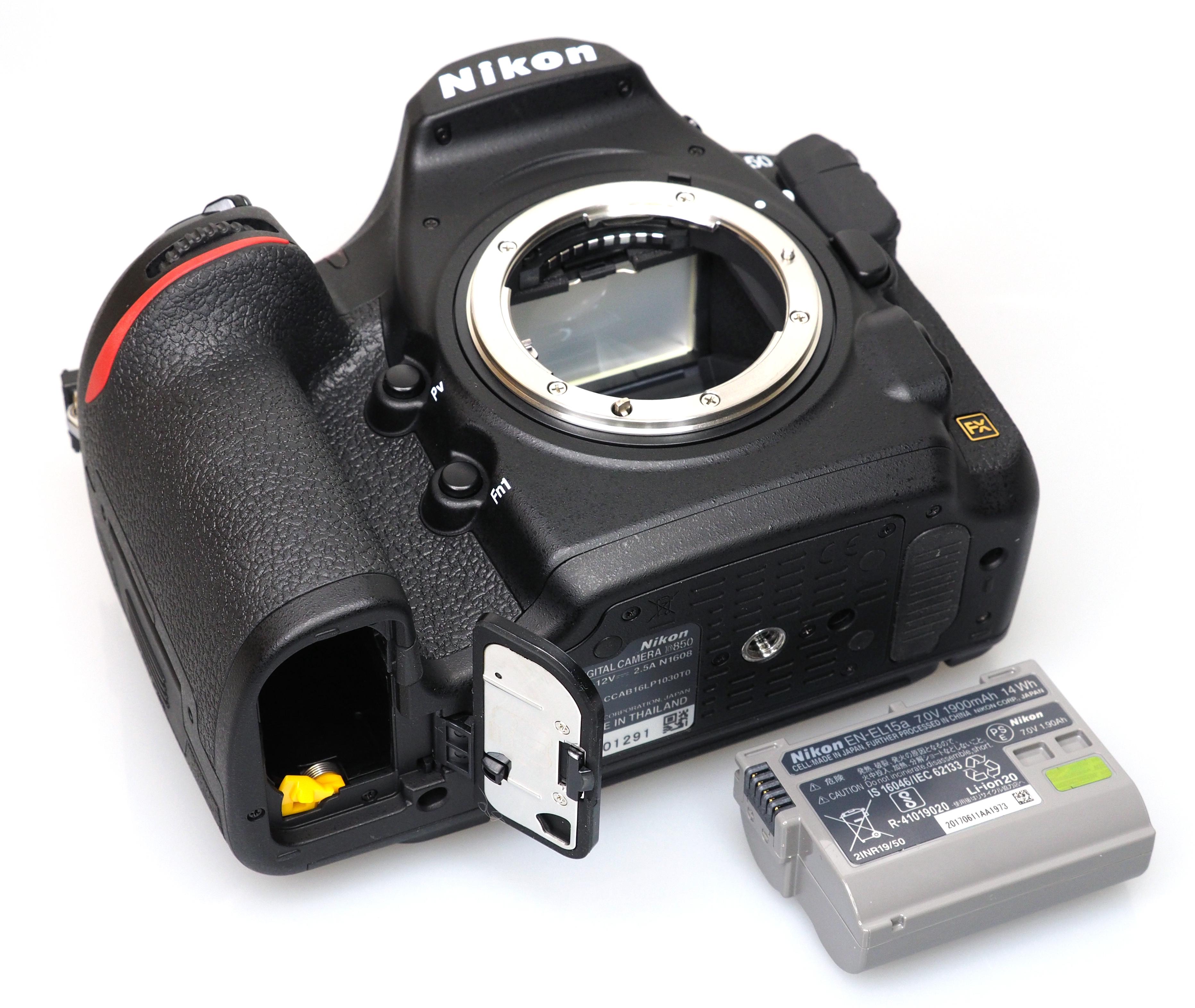 Nikon D850 Expert Review   ePHOTOzine