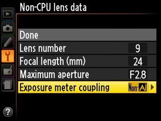 Df Compatibility With Non AI Lenses 1 E (Custom)