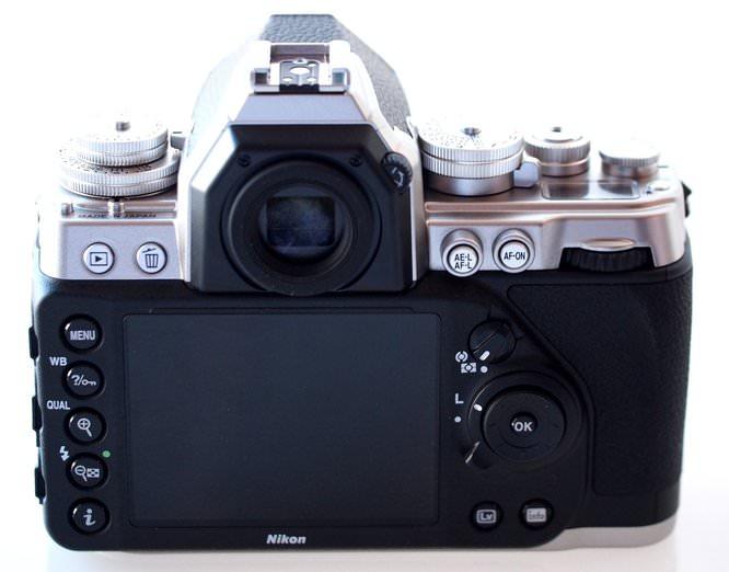 Nikon Df DSLR Silver (8) (Custom)
