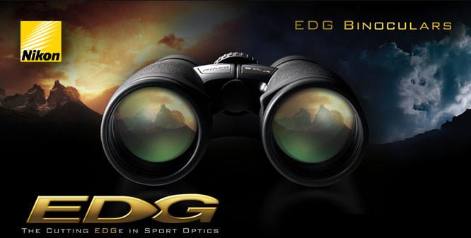 Nikon EDG Binocular Promotion