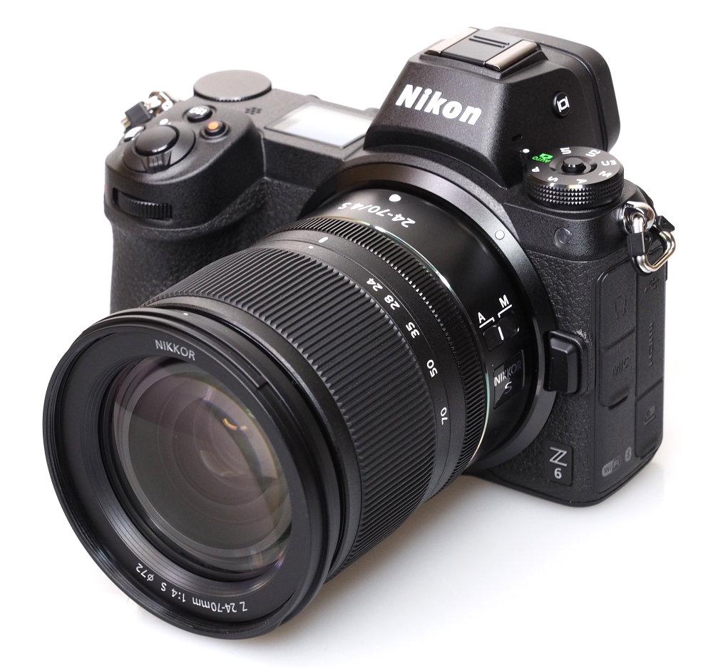 Nikon Z6 With 24 70mm (2)