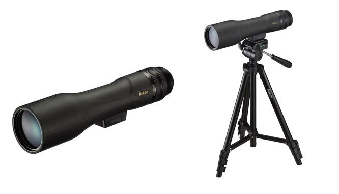 Nikon fieldscope package