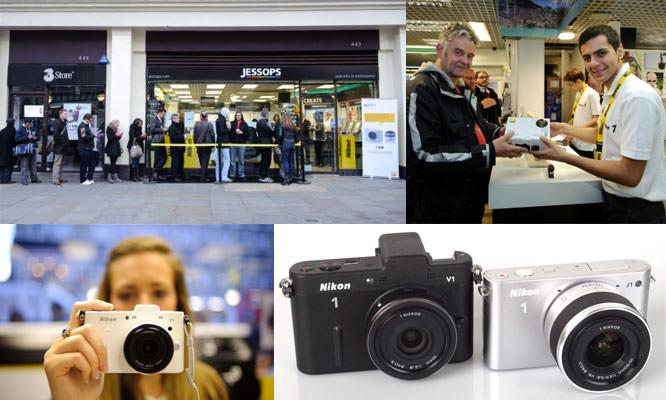 Nikon 1 Launch
