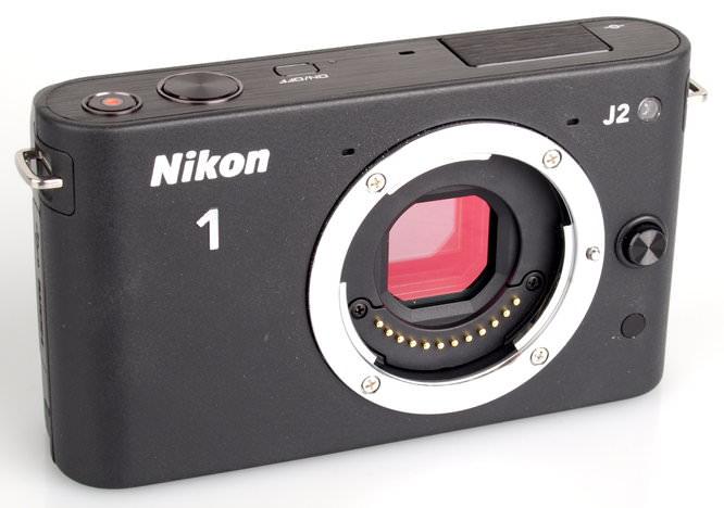 Nikon 1 J2 Black (2)