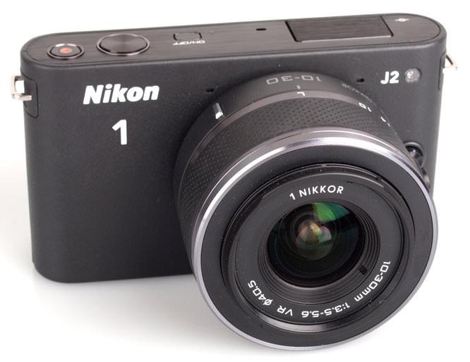 Nikon 1 J2 Black (3)
