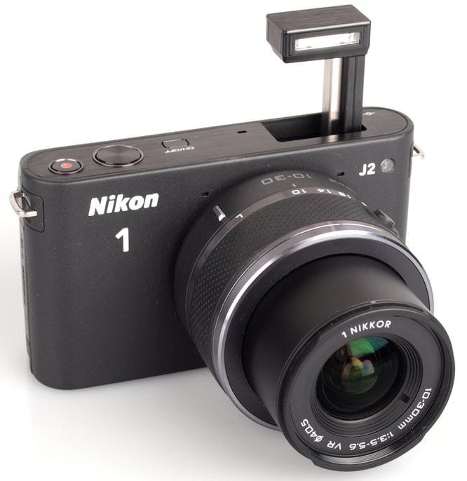 Nikon 1 J2 Black (4)