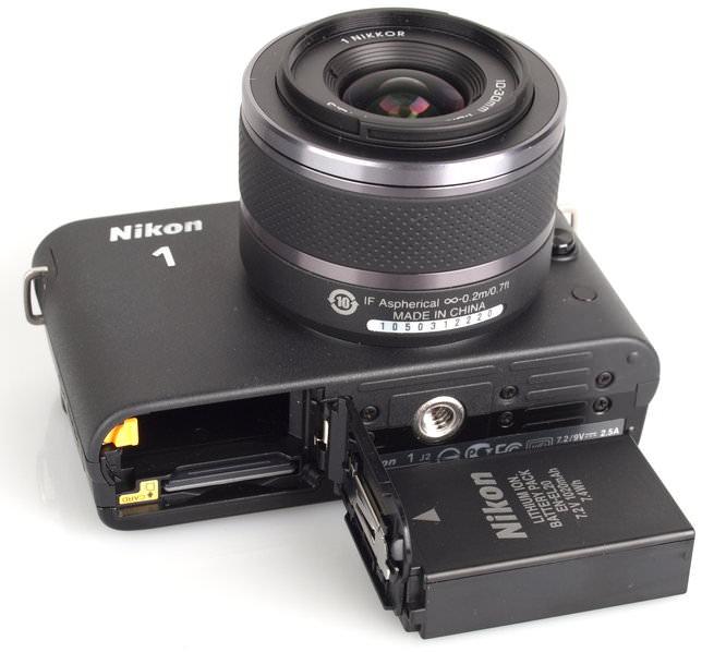 Nikon 1 J2 Black (6)