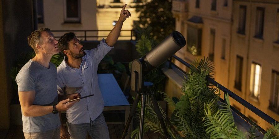 Collaboration between astronomy disruptor Unistellar and optics icon Nikon