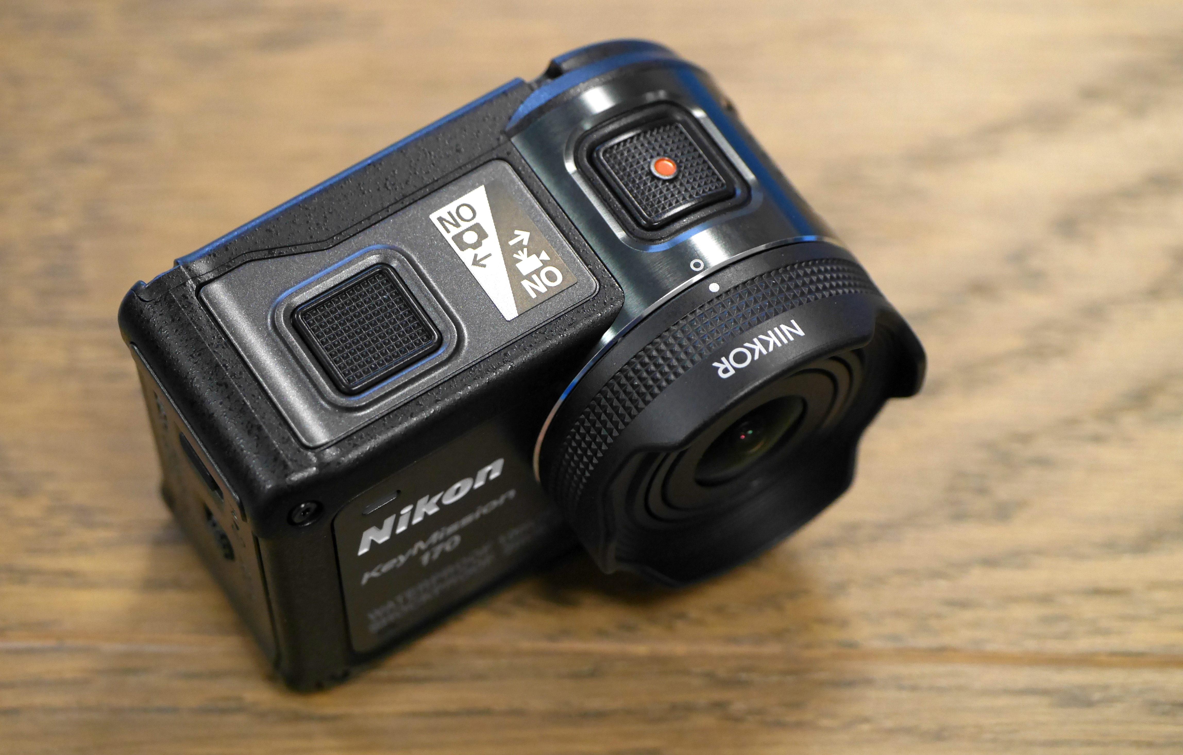 Nikon KeyMission 170 Review   ePHOTOzine