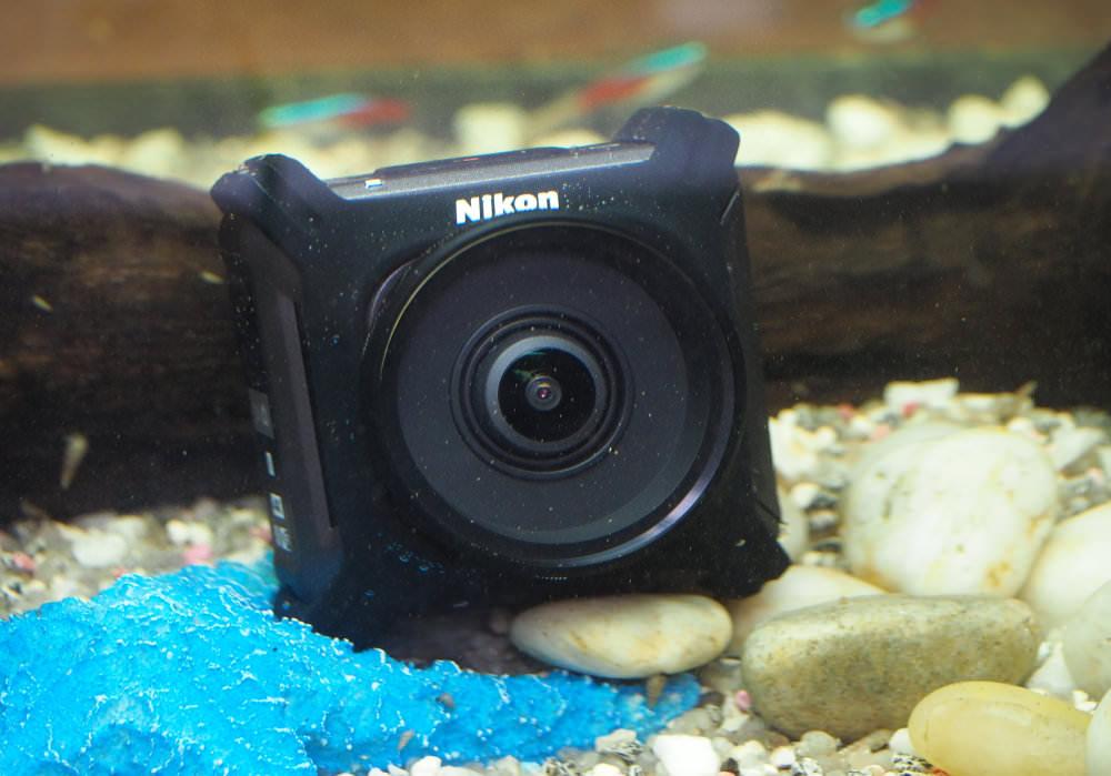 Nikon KeyMission 360 Underwater
