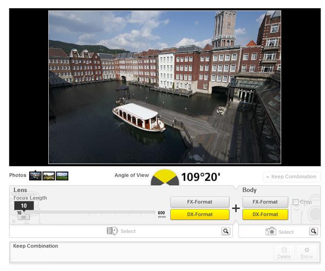 Lens Simulator