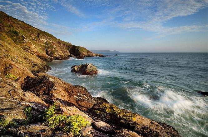 Freathy Cliffs