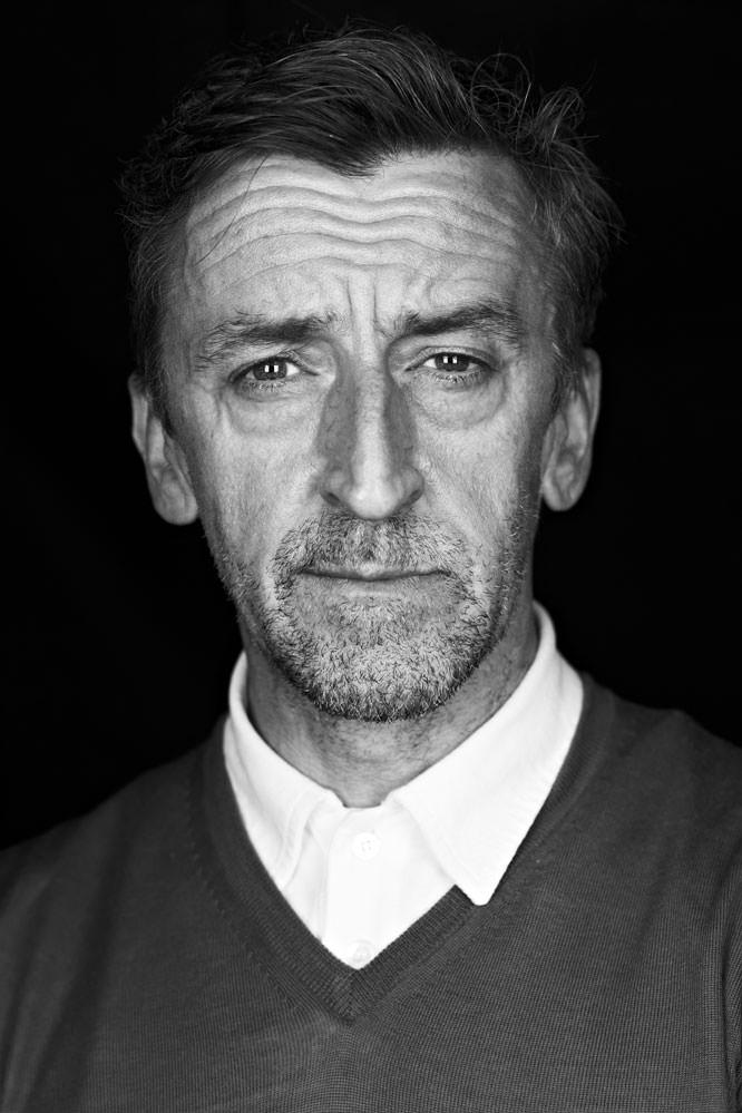 John Wright headshot
