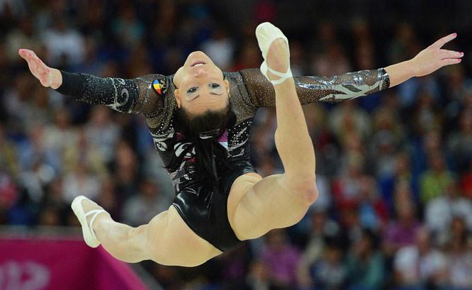 Mark Pain gymnast
