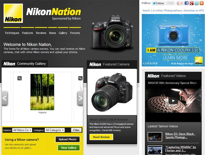 Nikon Nation