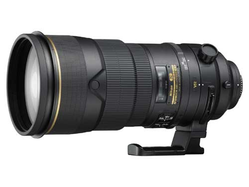 Nikon Nikkor 300mm f/2.8G ED VR II