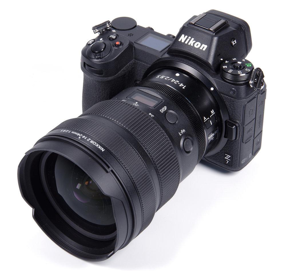 Nikkor Z 14 24mm F2,8S On Nikon Z7 | 1/4 sec | f/16.0 | 48.0 mm | ISO 100