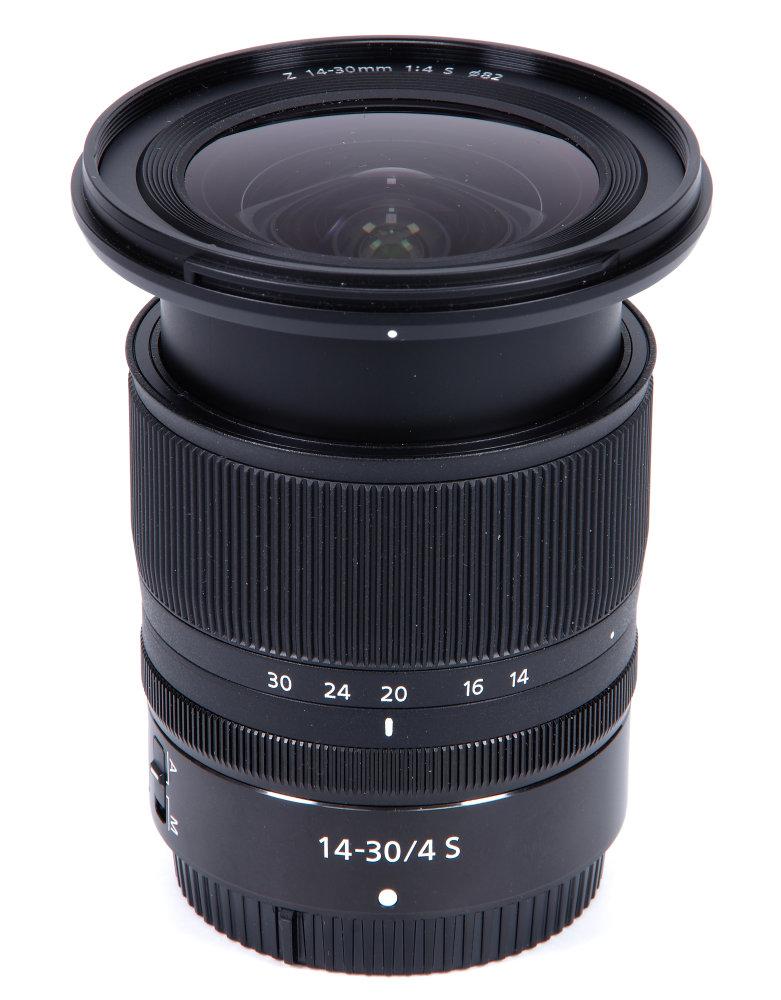 Nikon Z 14 30mm F4 On Z7 Vertical View
