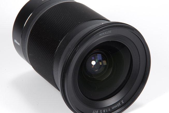 Nikon Nikkor Z 20mm F/1.8 S Lens Review