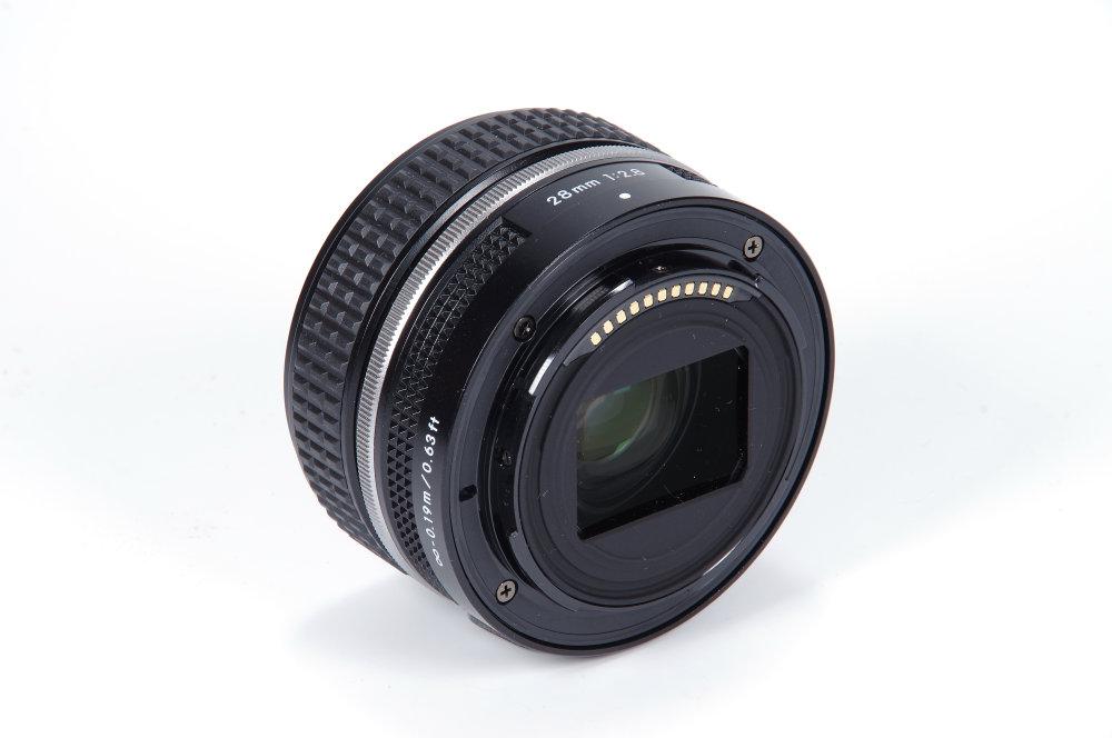 Nikkor Z 28mm F2/8 SE