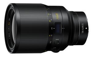 Thumbnail : Nikon Nikkor Z 58mm f/0.95 S Noct Lens In Development