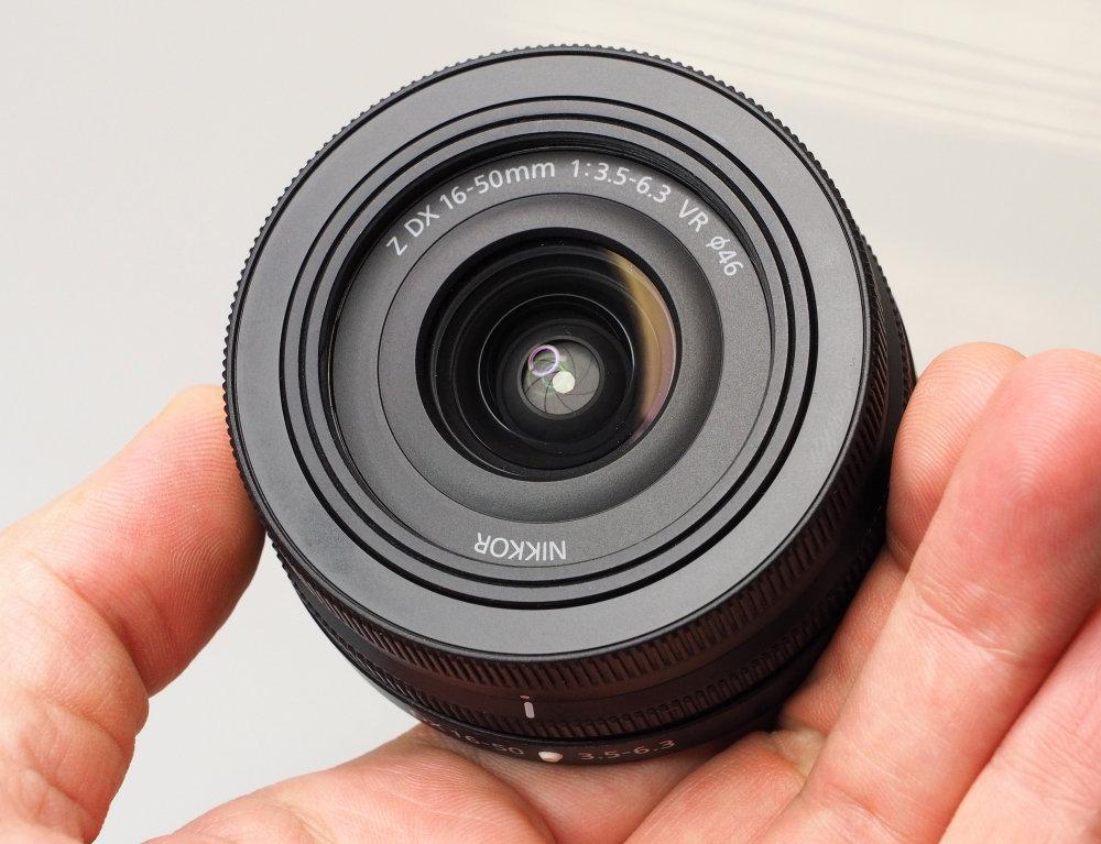 Nikon Z50 16 50mm DX Lens (2)