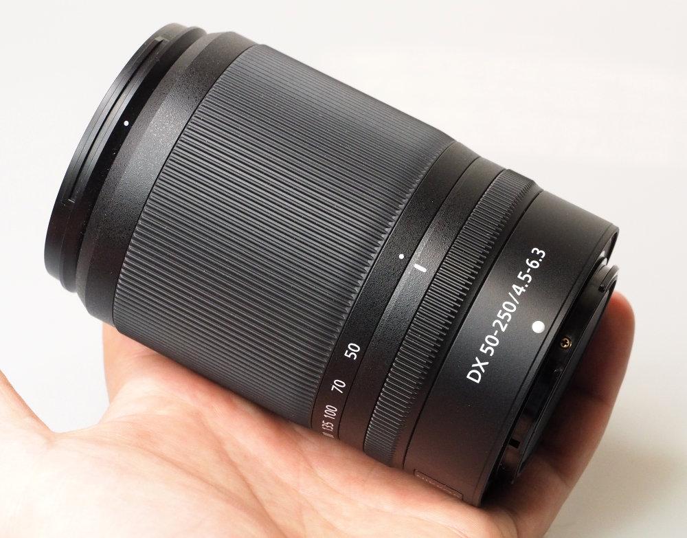 Nikon Z DX 50 250mm Lens (2)