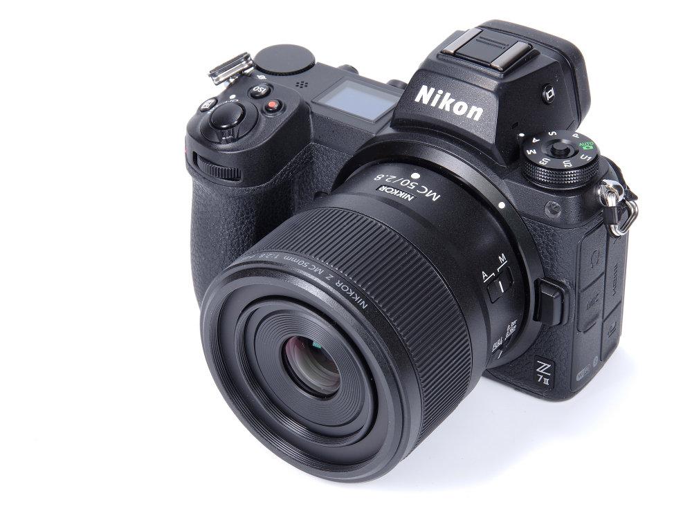 Nikkor Z Mc 50mm F2,8 On Nikon Z7II