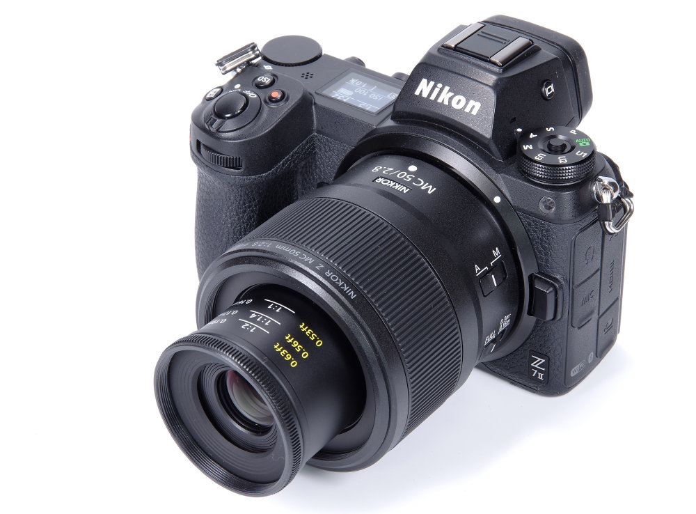 Nikkor Z Mc 50mm F2,8 On Nikon Z7II At Closest Macro Focus Point