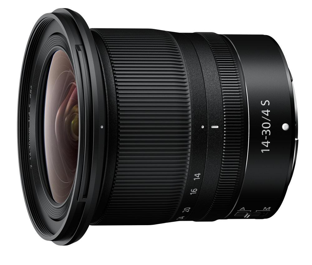Nikon Z 14-30mm f/4
