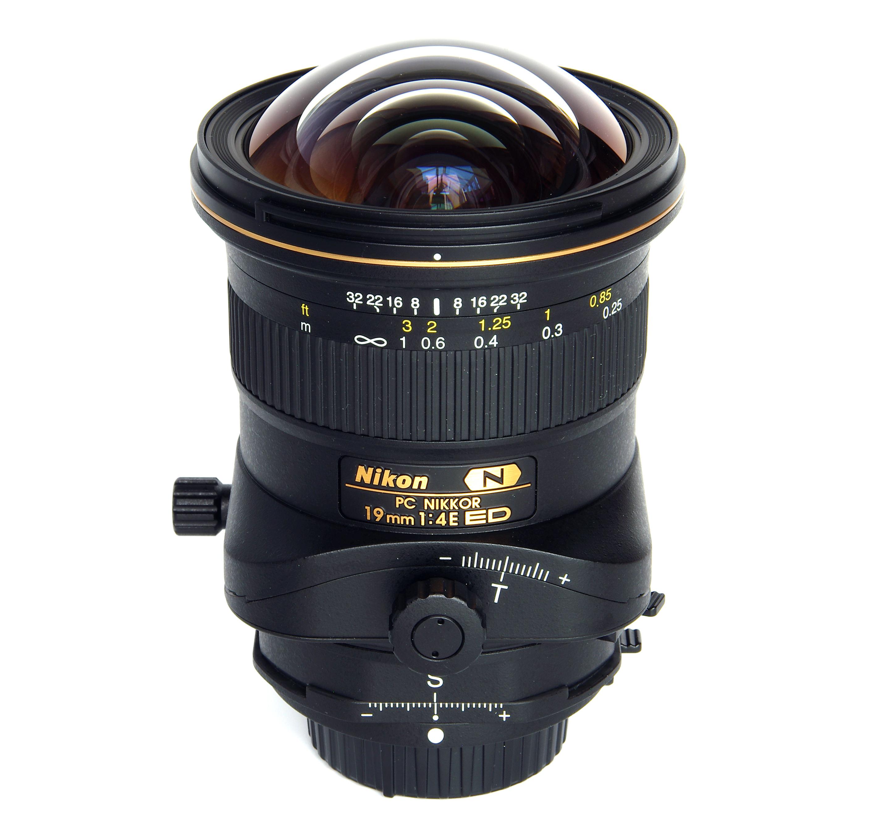Nikon PC Nikkor 19mm f/4 E ED Tilt Shift Lens Review | ePHOTOzine
