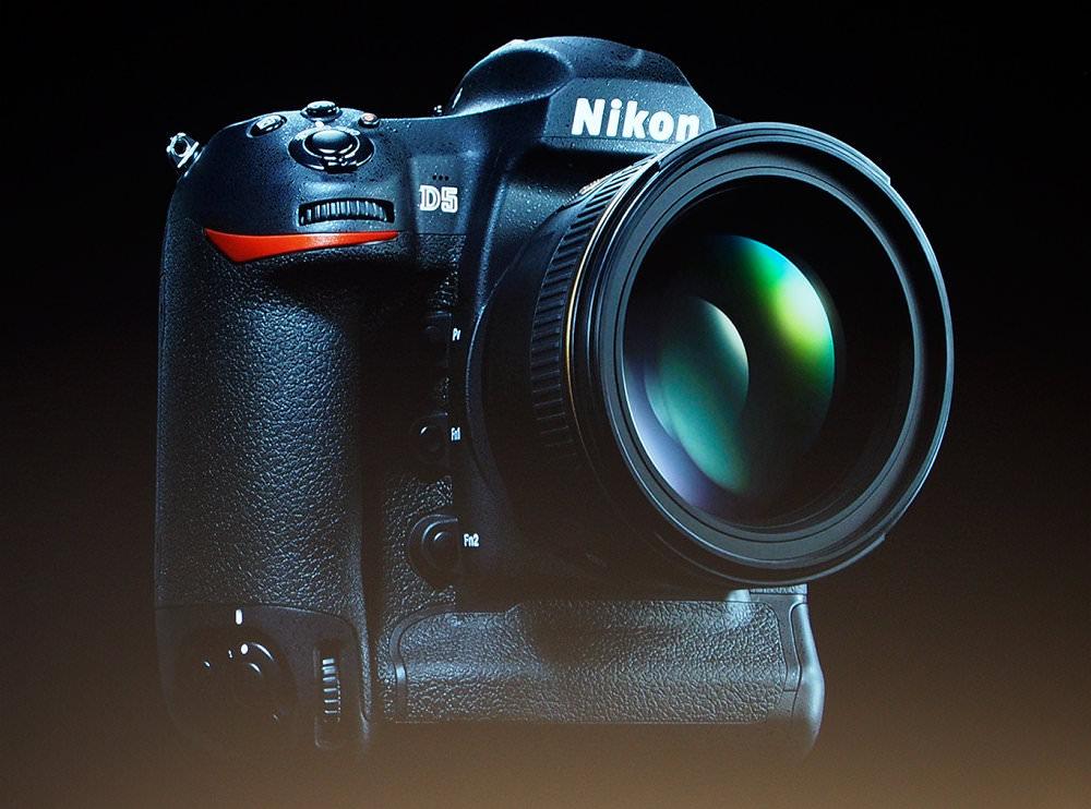 Nikon D5 Full