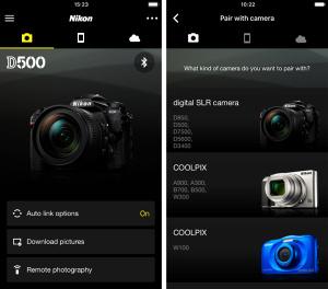Nikon Releases Version 2.0 Of The SnapBridge App