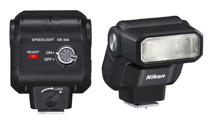 SB-300 Speedlight