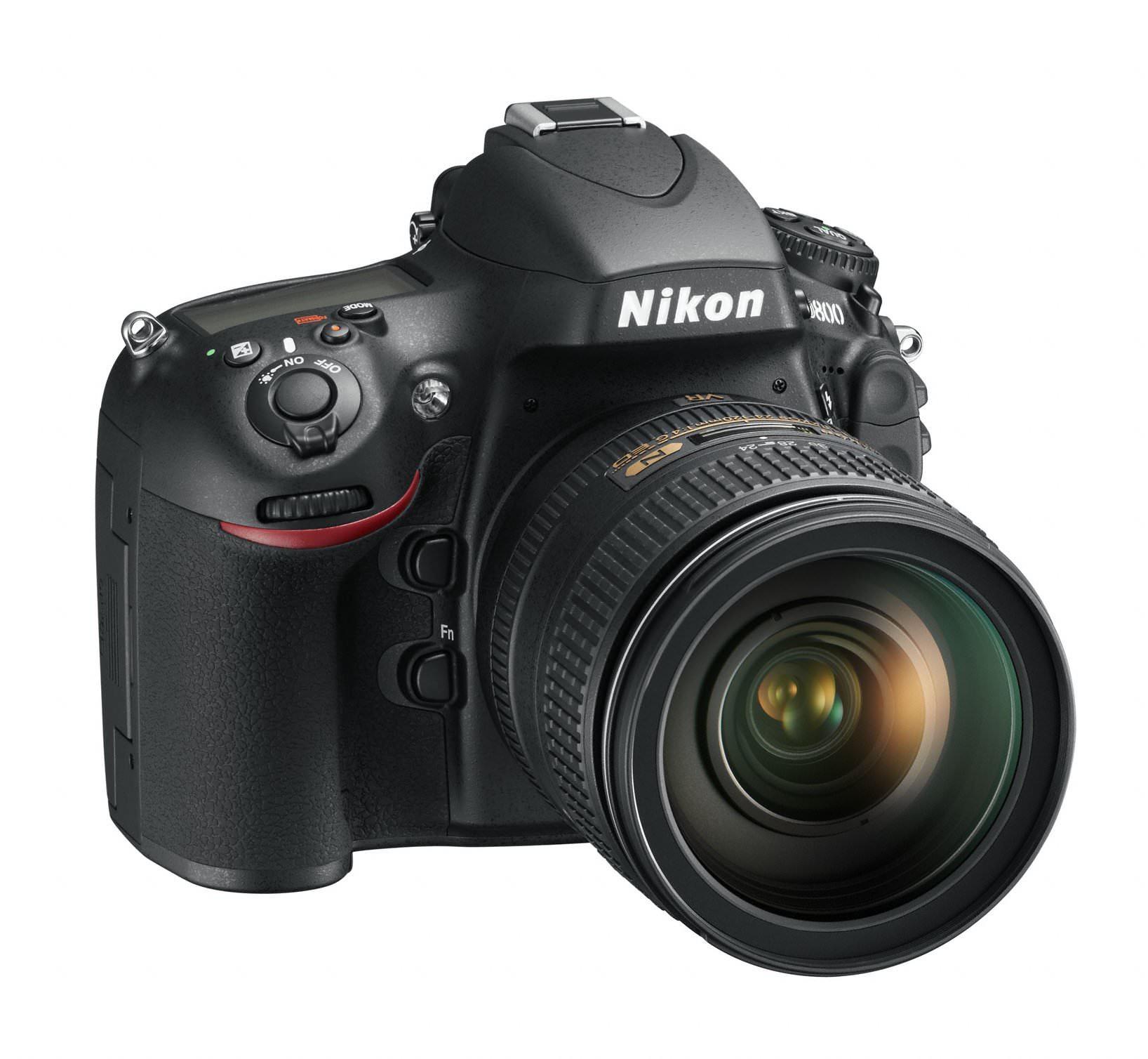 Nikon Professional Camera - about camera