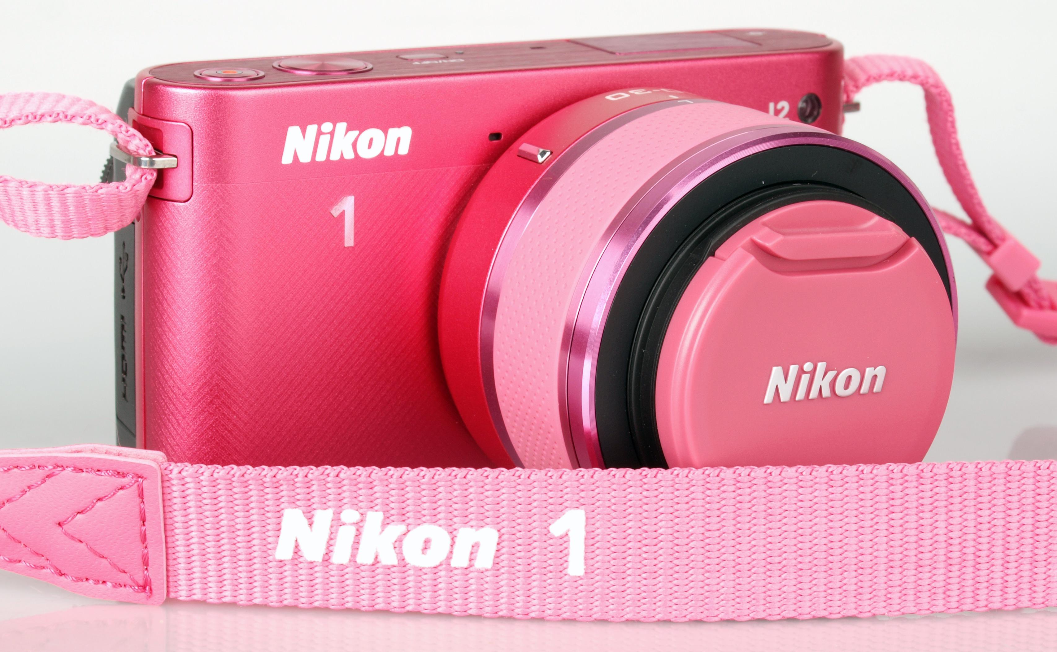 Nikon 1 J2 Camera 64x