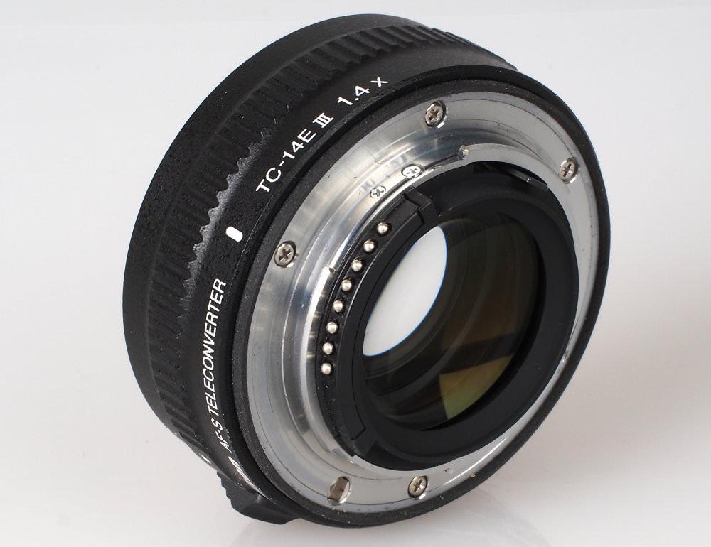 Nikon AFS Teleconverter TC14E III (1)