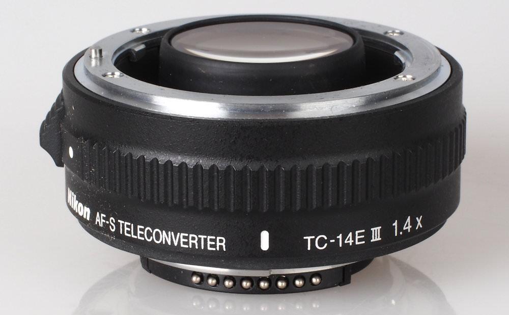 Nikon AFS Teleconverter TC14E III (2)