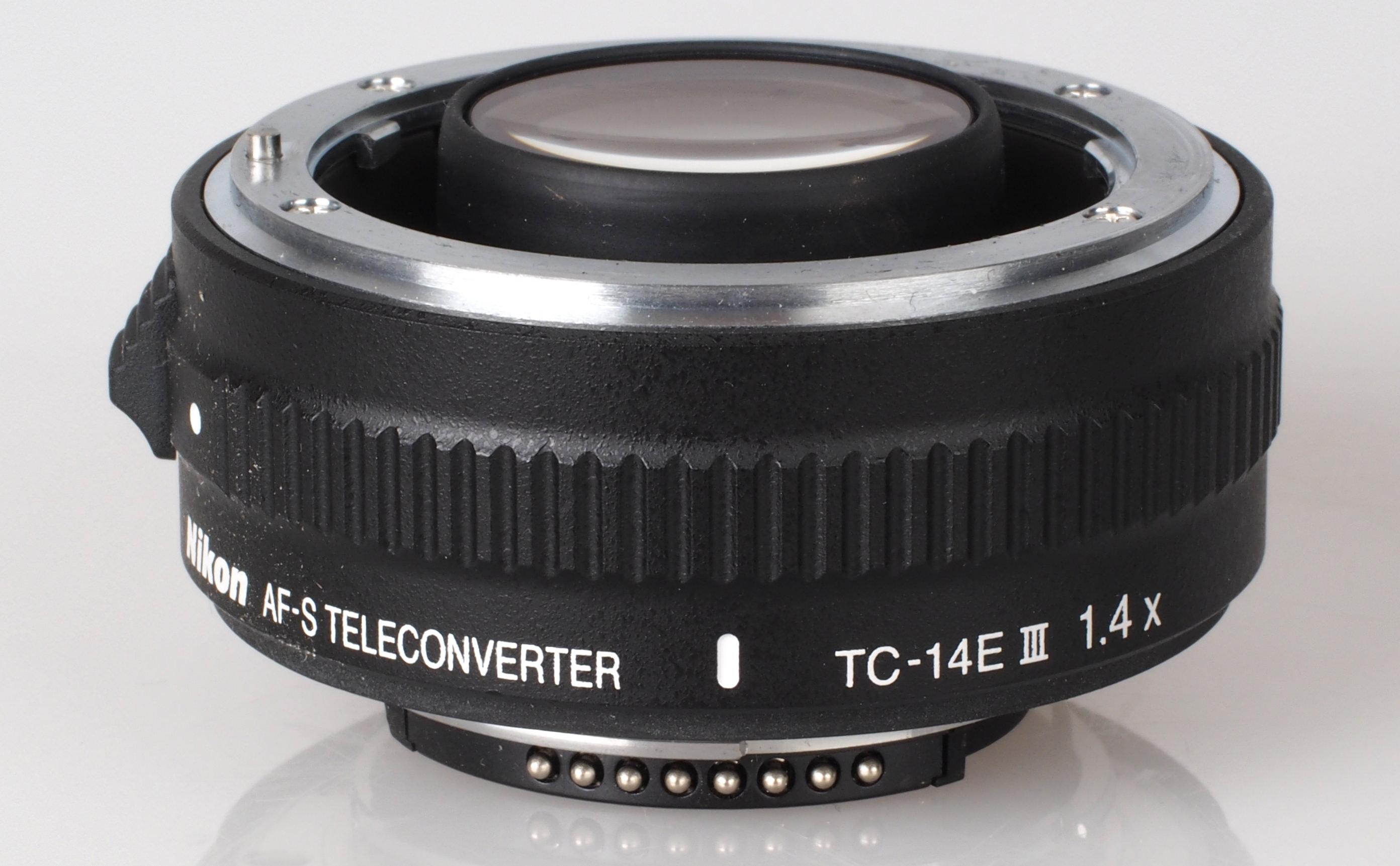 Nikon Afs Teleconverter Tc14e