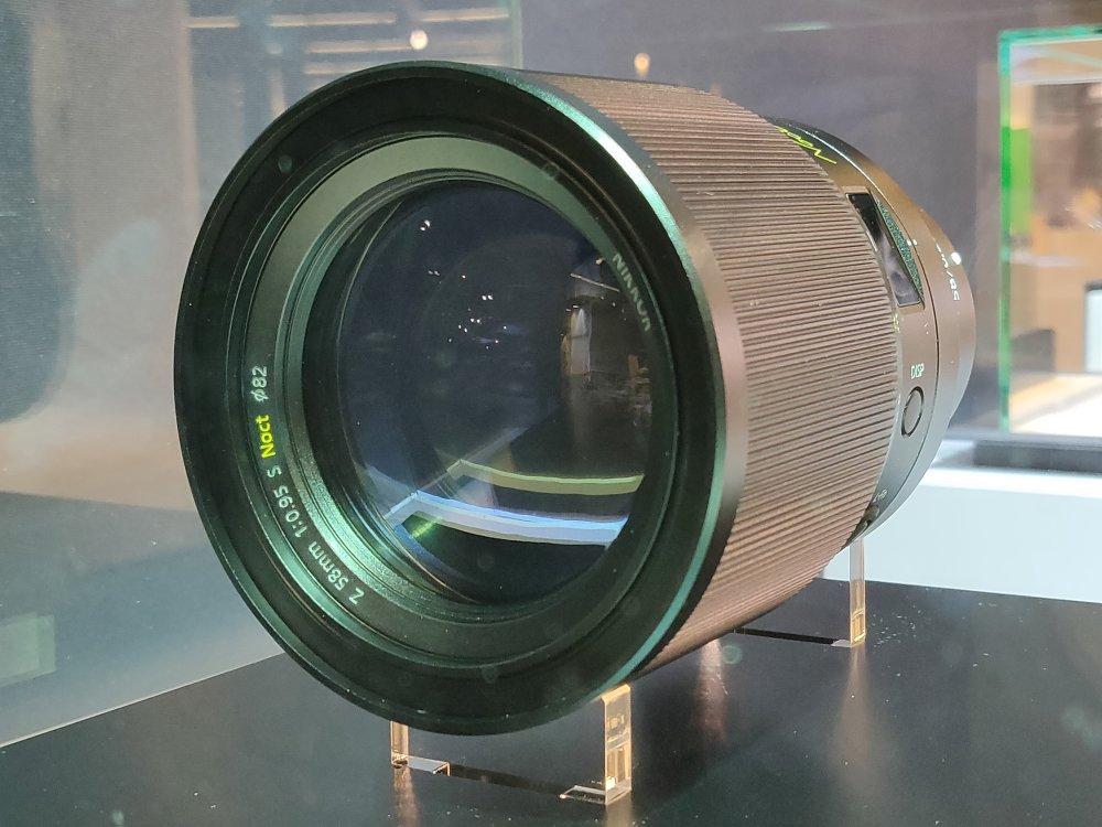 Nikon 58mm F0 95 Noct S (3)