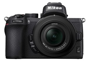 Nikon Z 50 Camera Kit Competition Winner