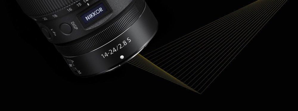 Z 14-24mm f/2.8 S